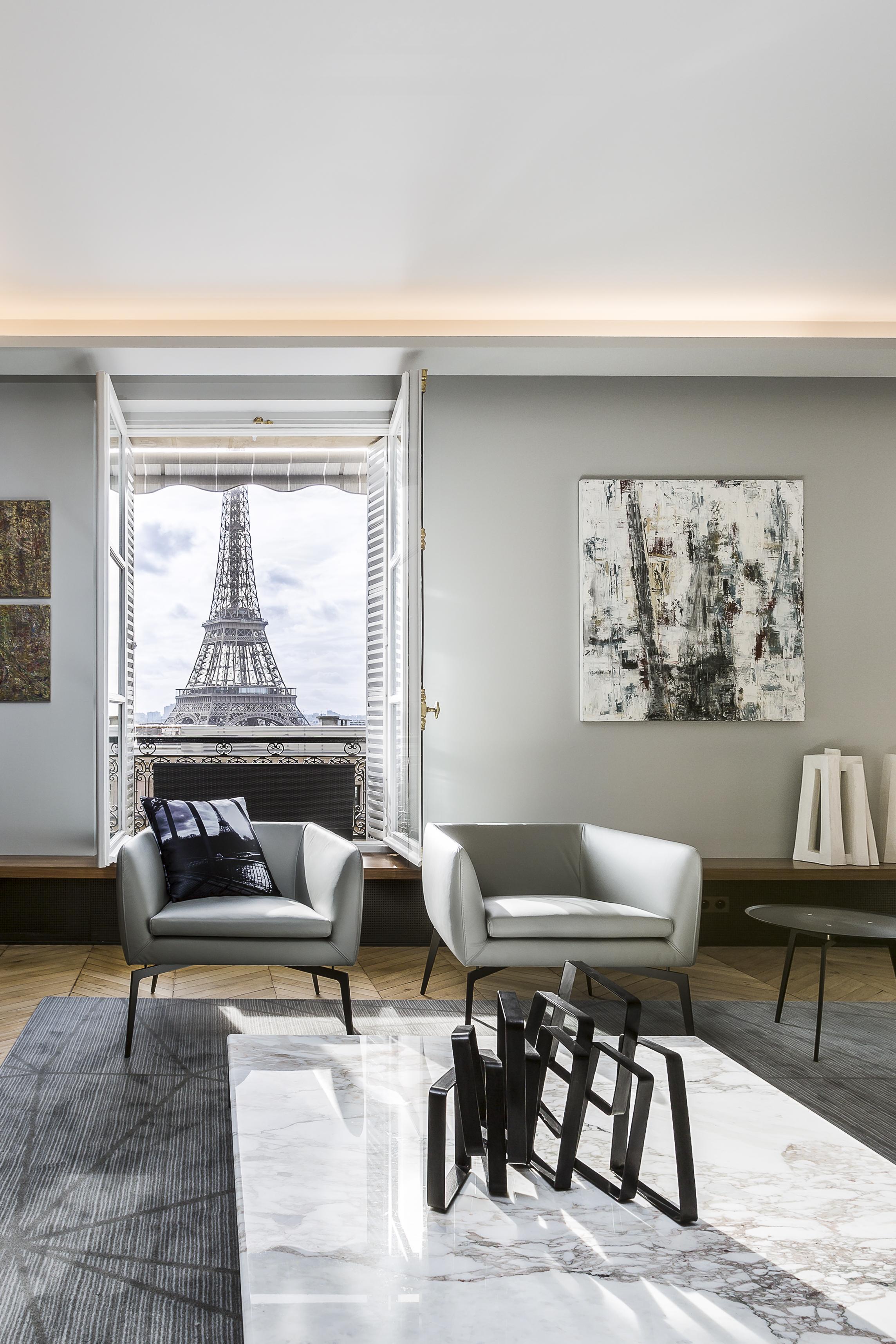 Odprta vrata francija razko no stanovanje s pogledom na for Home video tours