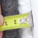 Polnitev rege z montažno peno - Foto: Gradbeni inštitut ZRMK