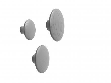 Obešalniki Dots, Muuto, www.finnishdesignshop.com, od 19,90 evra naprej