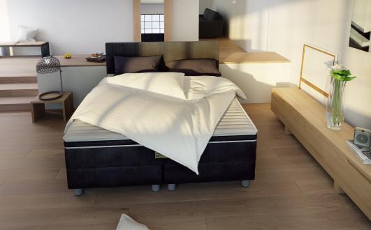 Vodne postelje so vedno zanimiva možnost, ko razmišljamo o nakupu ležišča (arhiv Maremico).