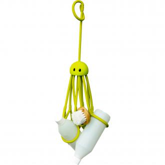 Gumijasta hobotnica za kopalniške potrebščine Octopus, Jens Widerberg, trgovina Flat, 37 evrov