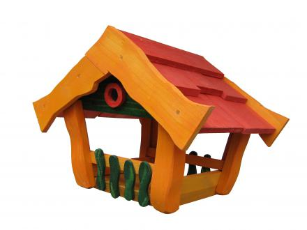 Ptičja hišica Hutko, hutko.si, 30 evrov