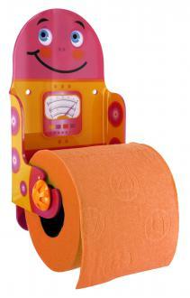 Držalo za toaletni papir Rools, Pylones, trgovine Leonardo, 23,50 evra