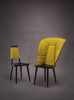 Stoli F-A-B, oblikovanje Färg & Blanche - Foto: Alexander Lagergren