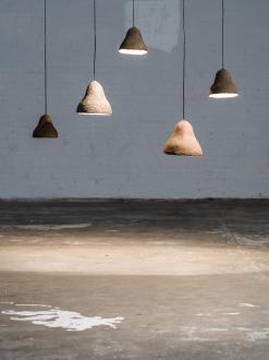 Svetila Terroir, oblikovanje Jonas Edvard  - Foto: Emil Thomsen Schmidt