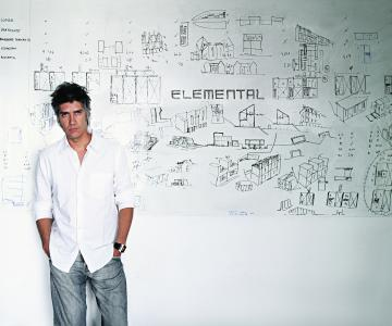 Alejandro Aravena - Foto: Cristobal Palma