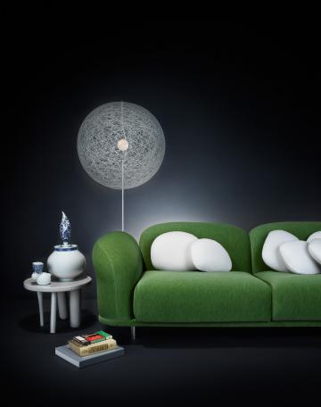 Zofa Cloud, oblikoval Marcel Wanders, Moooi, Strle svetila, 4834 evrov + DDV