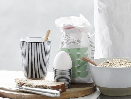 Po nakupih: V kuhinji