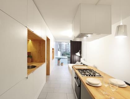 Rešitve za majhne kuhinje: Pet domačih primerov