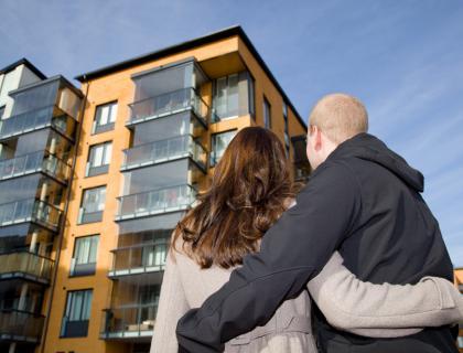 Lani višje cene stanovanjskih nepremičnin