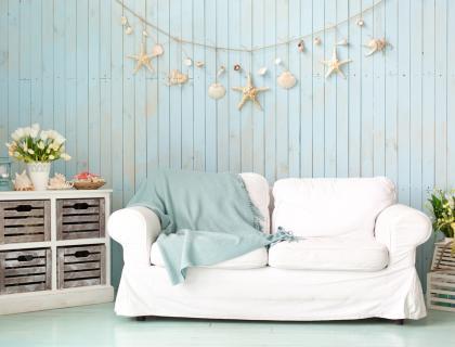 Poletne tkanine: Pet idej za osvežitev doma