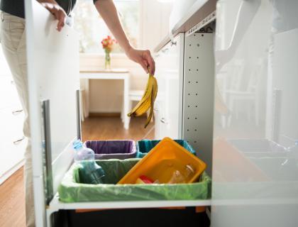 Pri ločevanju odpadkov še vedno napake