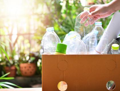 Ekologi brez meja v podporo družbi brez odpadkov vzpostavili spletno stran