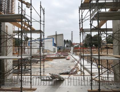 Inšpektorji po nadzoru gradbišč uvedli en prekrškovni postopek
