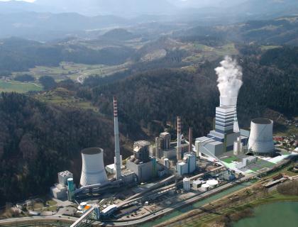 Toplogredni plini: Slovenija pri zmanjšanju emisij dosegla cilj za leto 2020