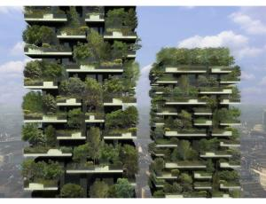 VIDEO: Vertikalni gozd sredi Milana