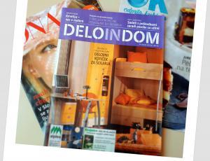 Deloindom izide 6. septembra