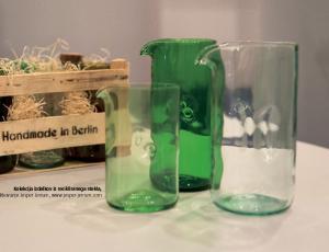 Samo ena: Reciklirane steklenice