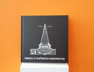 Knjiga: Simboli v Plečnikovi arhitekturi