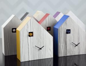 Dekoracija doma: ure
