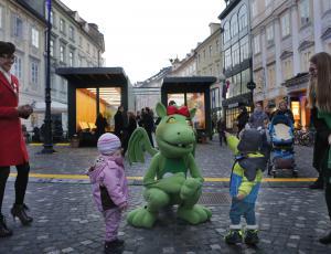 Ljubljana v Bruslju prevzela naziv evropske zelene prestolnice