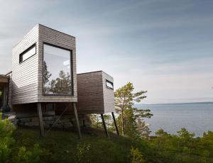 Počitniška hiša s pogledom na norveške fjorde