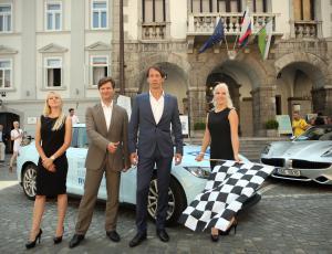 Začenja se evropska turneja za promocijo električne mobilnosti