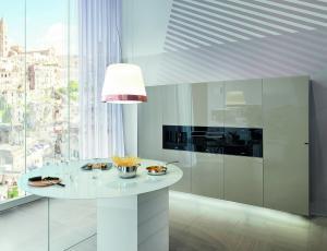 Kuhinje in jedilnice: Miza in kuhalna površina v enem