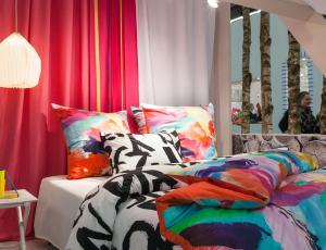 Spalnice in ležišča: Spanje na vodni postelji
