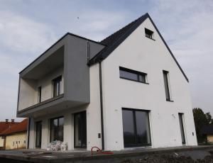 Nove hiše: Montažna je bila prva izbira