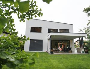 Lesene hiše: Čutiš, da hiša diha, da ni toga