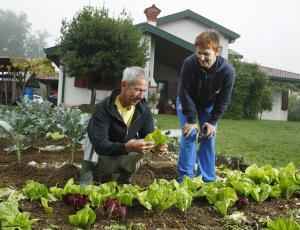 Biodinamična kmetija: K rastlinam moraš iti z veseljem