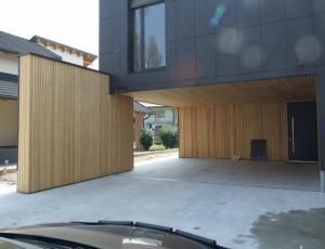 Prezračevane fasade: Les za sodobno arhitekturo