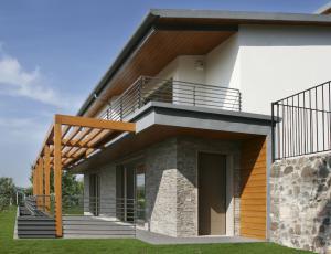 Nadstreški: Eden od osnovnih elementov arhitekture