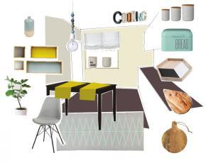 Stilska osvežitev: Kuhinja s piko na i