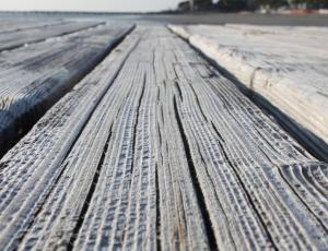Zaščita lesa: Učinkovitost naravnih olj in voskov