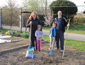 Natečaj: Vrt pod mentorstvom