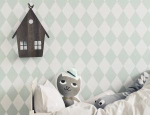 Otroške in mladinske sobe: Premišljene in lične