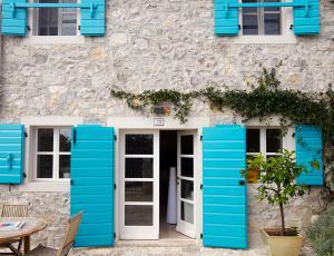 Odprta vrata: Kamnito počitniško zatočišče