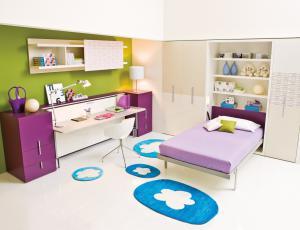 Otroške in mladinske sobe: V otroškem svetu
