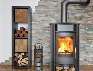 Kamini in kaminske peči: Ne pozabimo na dovod svežega zraka