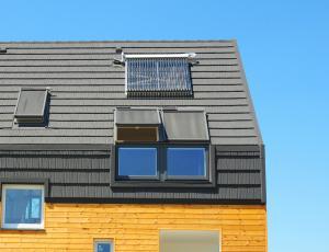 Strehe: Zaščita pred vlago in toplotna zaščita