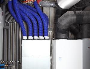 Prezračevalni sistemi: Idealna zamenjava 70 odstotkov zraka na uro