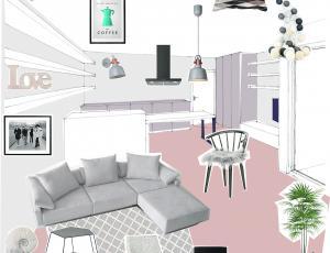 Stilska osvežitev: Selitev staršev v dnevno sobo