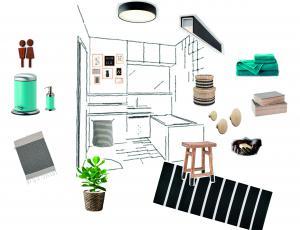 Stilska osvežitev: Osvežitev kopalnice brez razbijanja