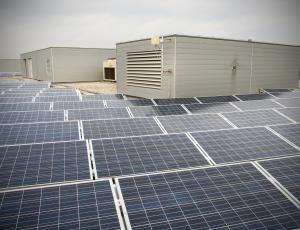 Del fotovoltaične industrije za odpravo ovir za kitajske panele