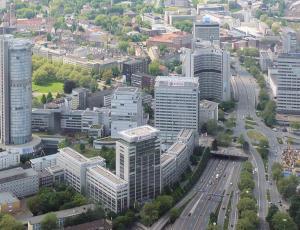 Zelena prestolnica Evrope leta 2017 je Essen