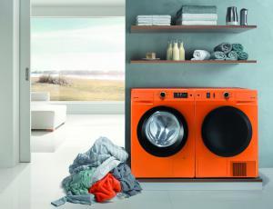 Pralni in sušilni stroji: Varčni z vodo in energijo