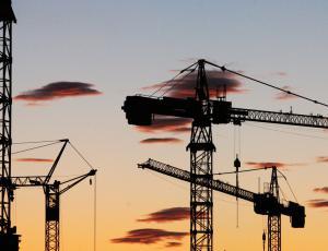 Vrednost gradbenih del v Sloveniji januarja navzdol