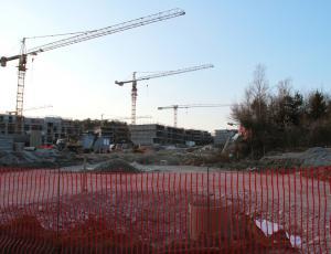 Obseg gradbenih del v EU junija navzdol